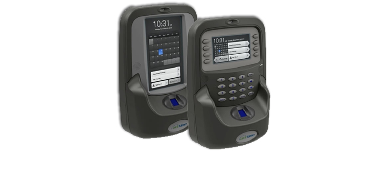 Time & Attendance Terminals - Multiple Configurations Designed Simultaneously